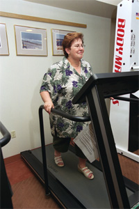 Cardiac Pulmonary Rehabilitation